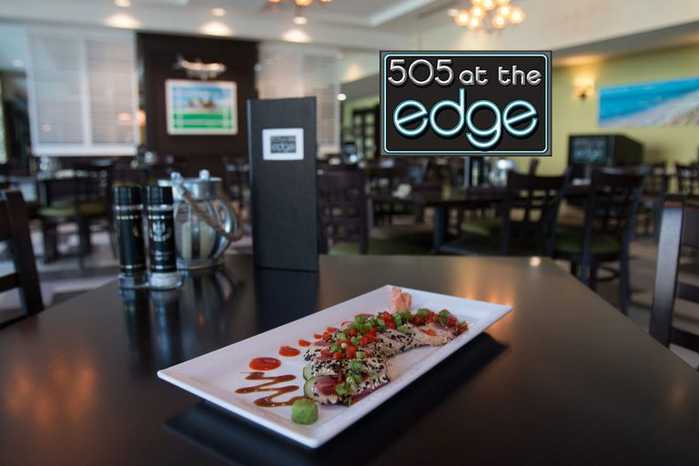 505 At The Edge Featured Logo