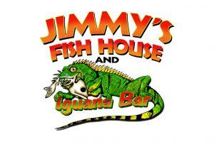 Jimmys Fish House Logo