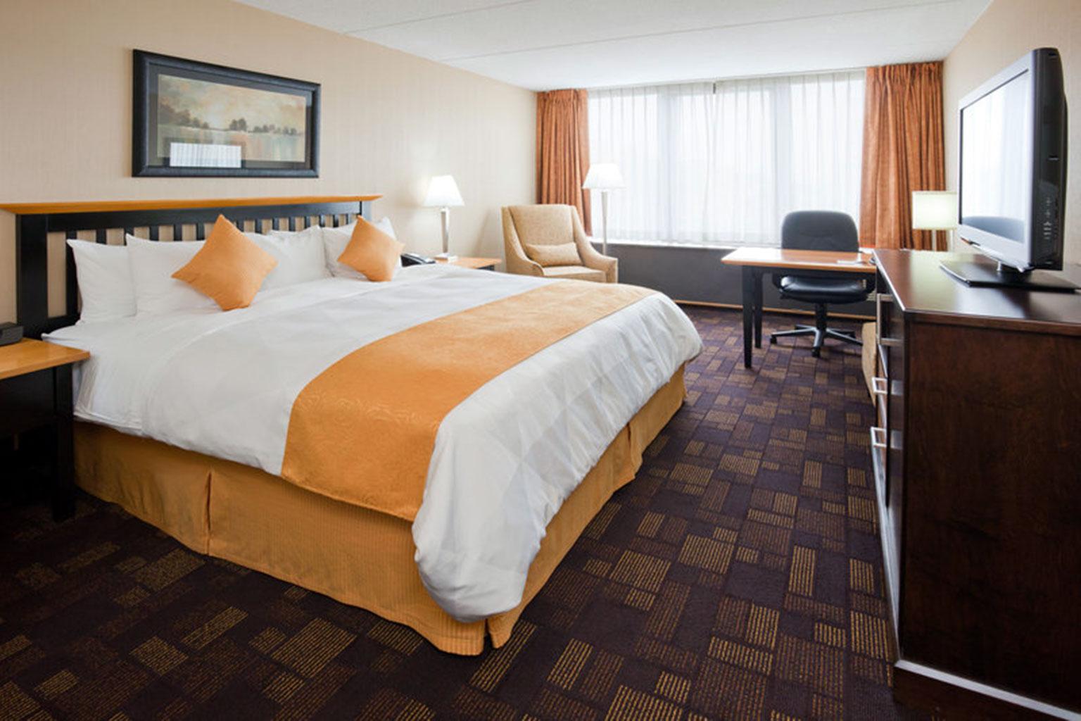 Radisson Hotel Milwaukee Room