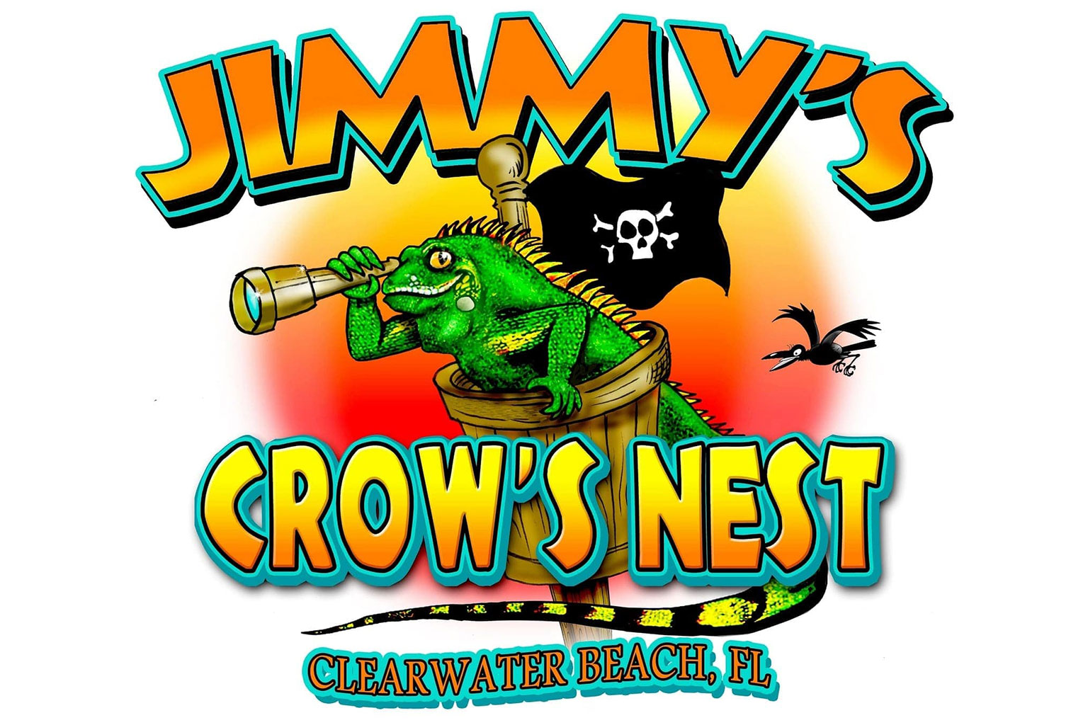 Jimmys Crows Nest Logo