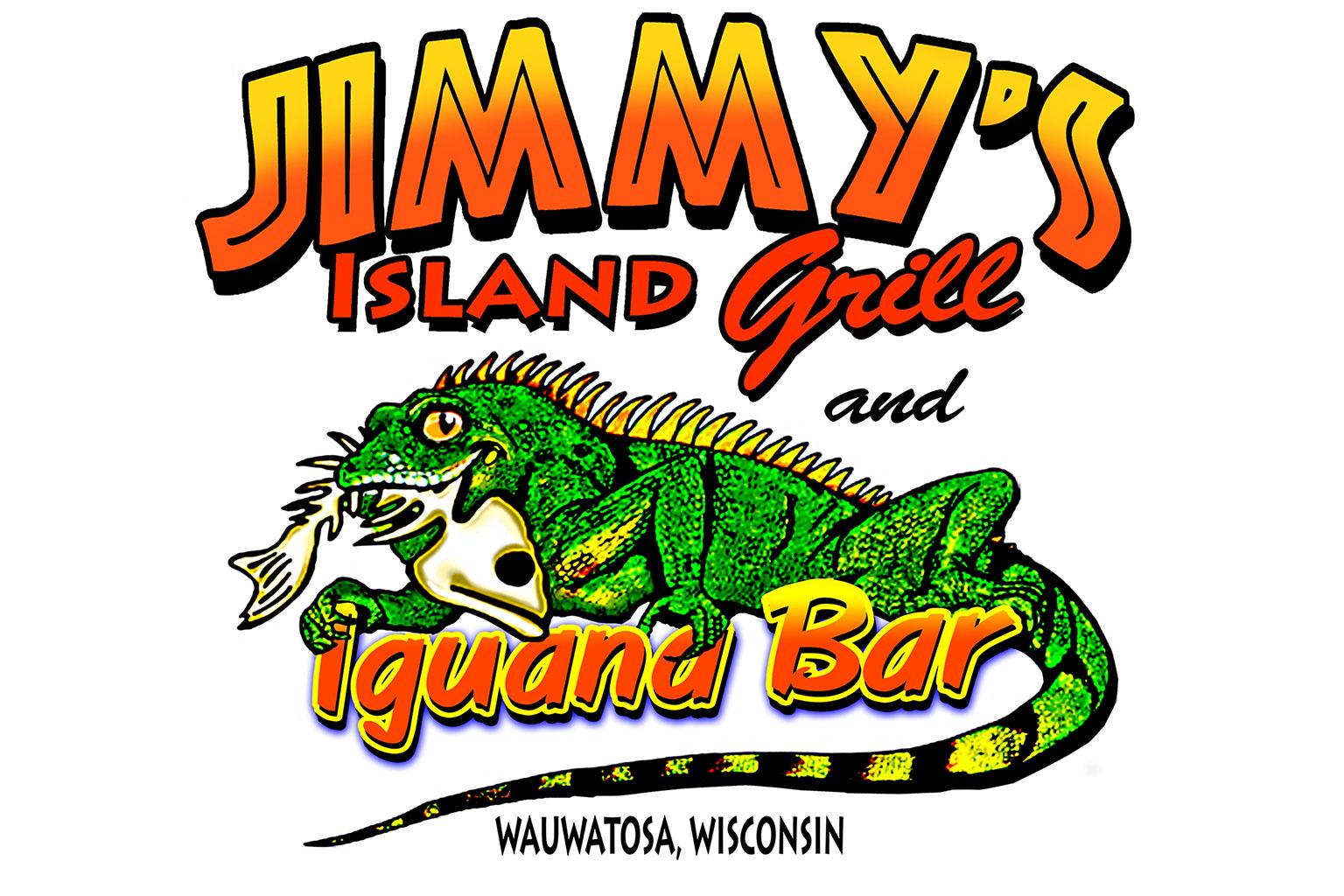 Jimmy's Island Grill Logo