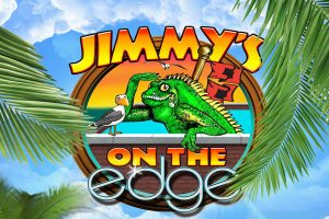 Jimmys On Edge Logo