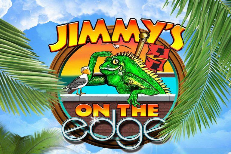 Jimmys On Edge Logo